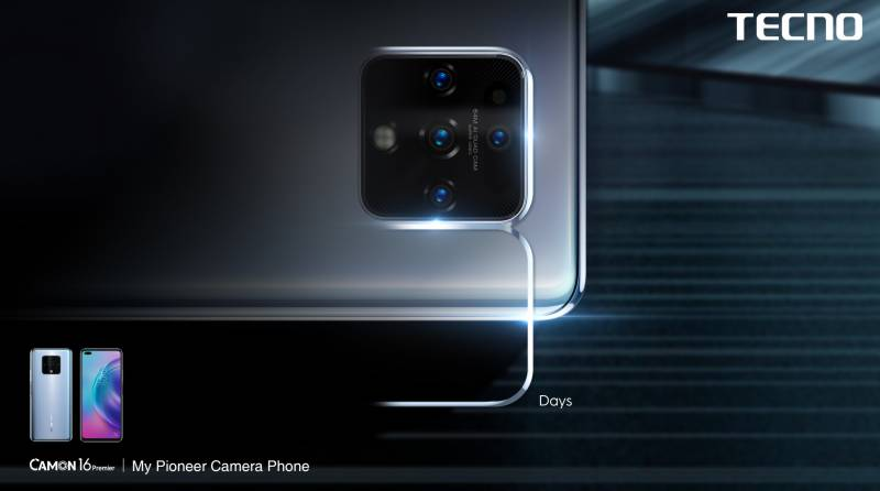 Tecno announces launch date of Camon 16 Premier, a photography king smartphone