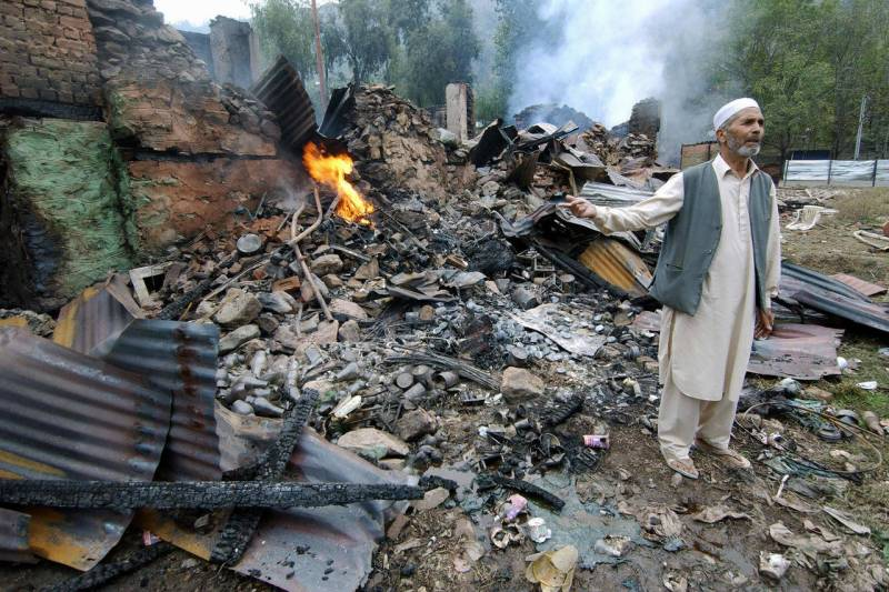 15 years on, Pakistan remembers the horror of Oct 8 earthquake