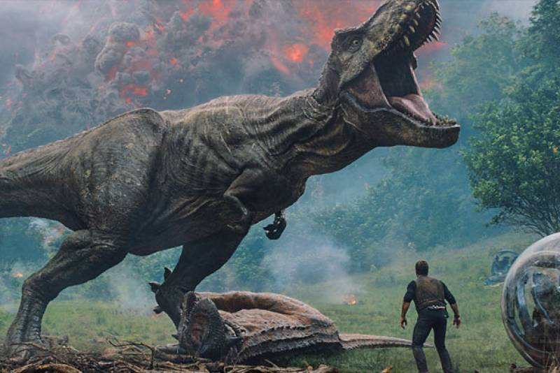 'Jurassic World: Dominion' halts production after positive COVID-19 tests