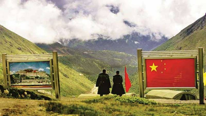 China's border troops given ready-to-assemble thermal shelters amid standoff with India