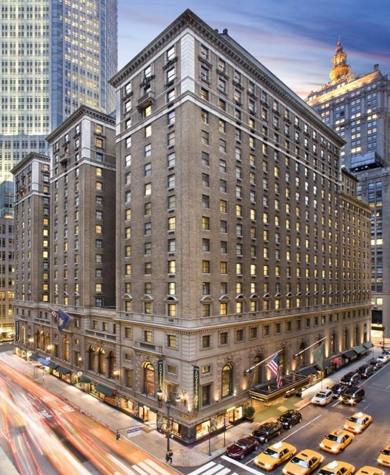 PIA's iconic Roosevelt Hotel in New York announces to close doors permanently