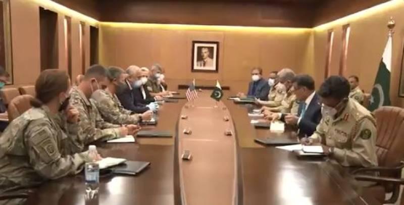 US appreciates Pakistan's positive role in Afghan peace process