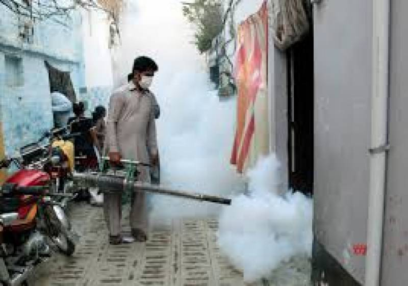 KPK takes effective steps to counter possible dengue outbreak