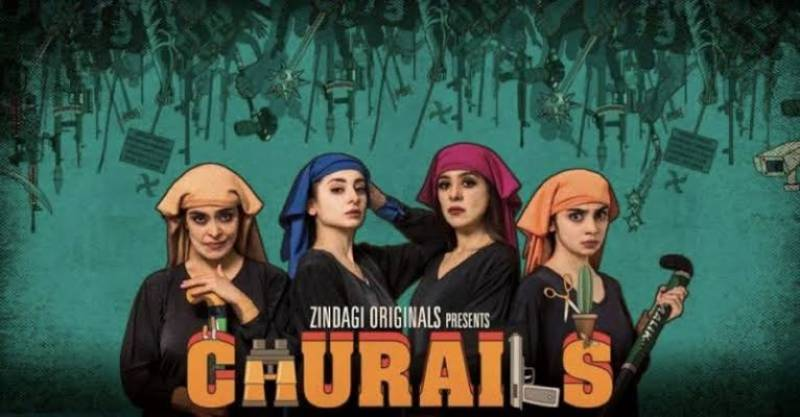 'Churails' is back up on ZEE5 for viewership in Pakistan
