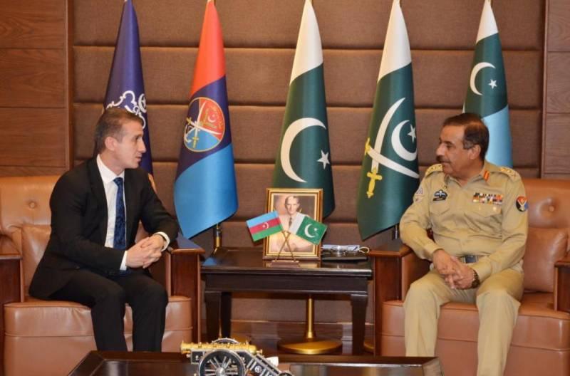 Pakistan Army fully supports Azerbaijan's position on Nagorno-Karabakh