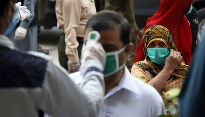 Pakistan records 8 new deaths, 661 fresh cases of coronavirus
