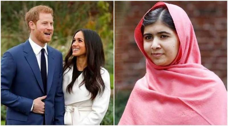 Prince Harry, Meghan Markle & Malala Yousafzai to discuss COVID-19's impact on girls education