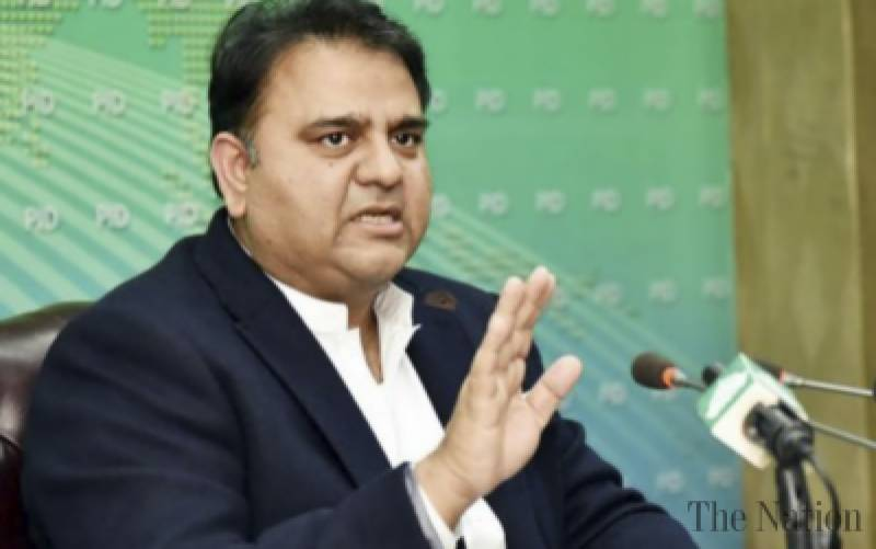 Fawad Ch urges political parties to postpone public gathering for three months amid second COVID-19 wave