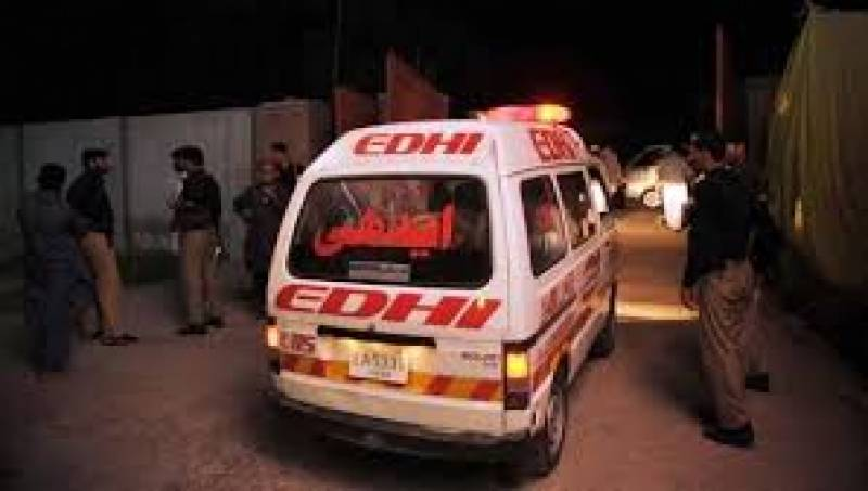 Woman, daughter among three of a family killed in Vehari road accident