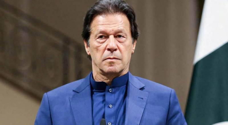 PM Imran condemns Karachi scholar's assassination