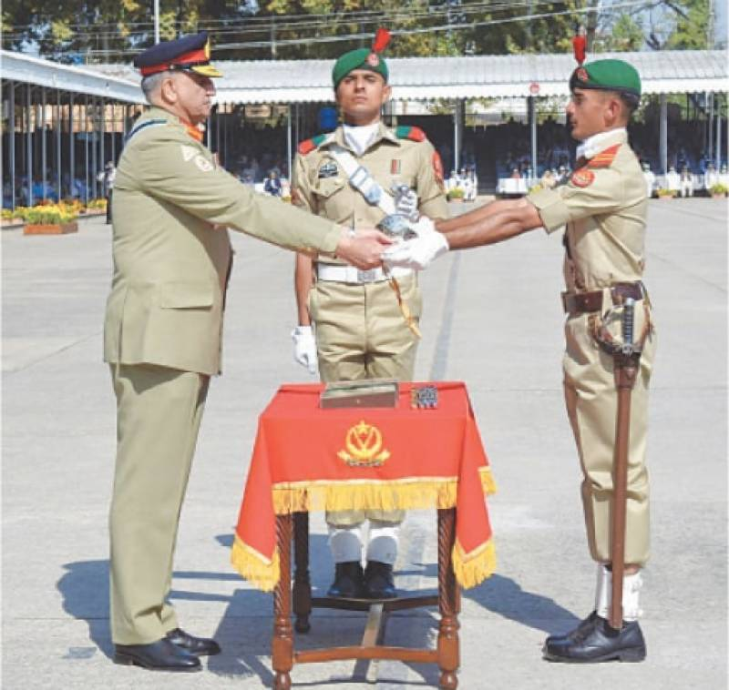 54 cadets of 142nd PMA Long Course hail from Balochistan