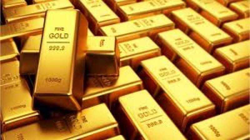 Gold price up by Rs.1400 per tola in Pakistan