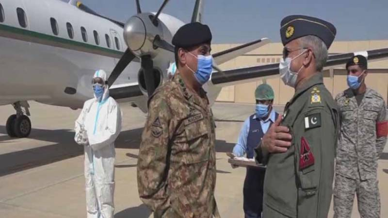 CJCSC Gen Nadeem says inter services harmony must for operational success in modern warfare