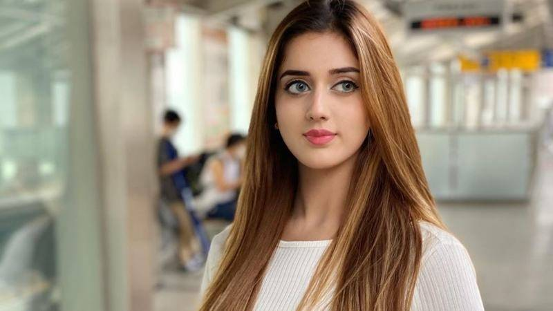 Jannat Mirza is in favour of TikTok ban
