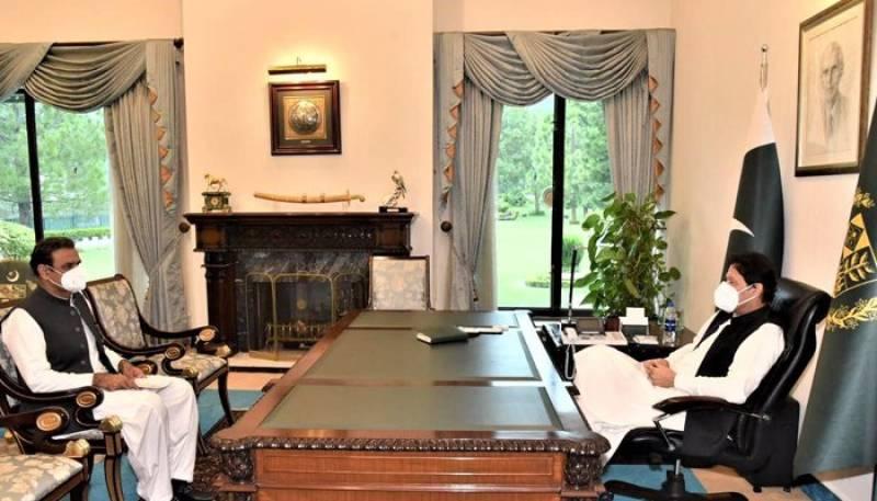 PM Imran accepts Asim Saleem Bajwa's resignation as SAPM