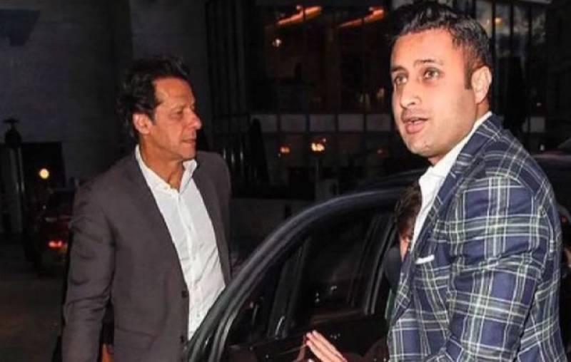 Zulfi Bukhari fled Pakistan to avert fly ban, claims senior journalist