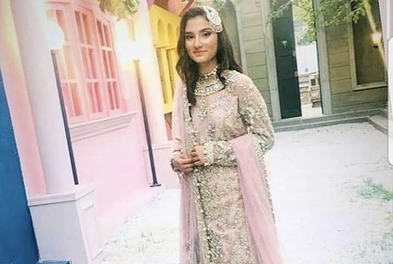 Pakistan's social media sensation Nimra Ali gets a bridal makeover