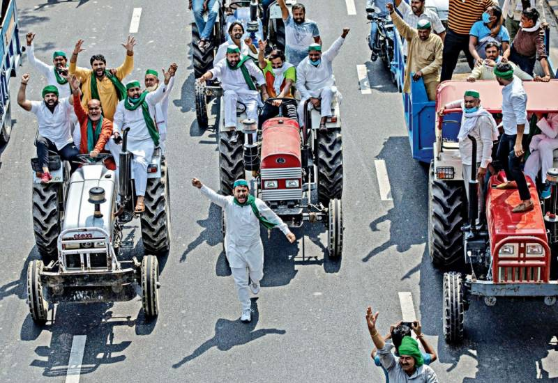 Khalistan movement gains momentum as farmers protest over controversial agricultural legislation in India