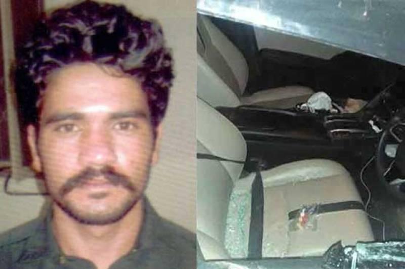 Main culprit in Motorway rape case remanded for 14 days