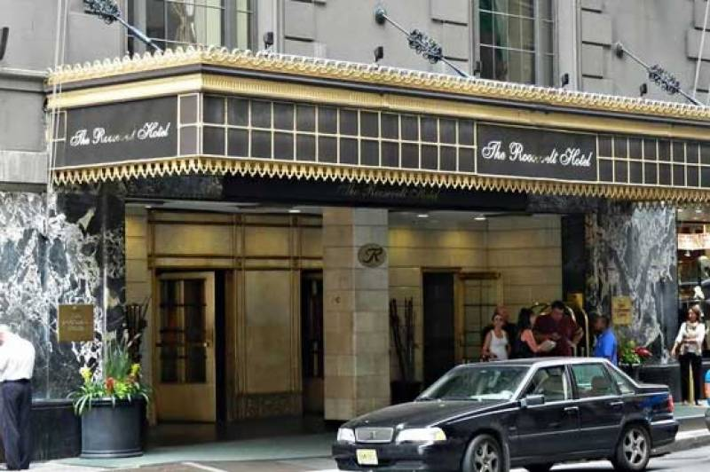 NAB takes notice of reports about 'closure' of PIA's Roosevelt Hotel in NYC