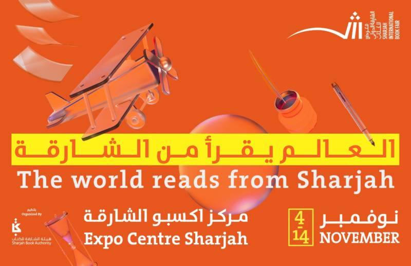 Sharjah International Book Fair begins on Nov 4 with theme 'The World Reads from Sharjah'