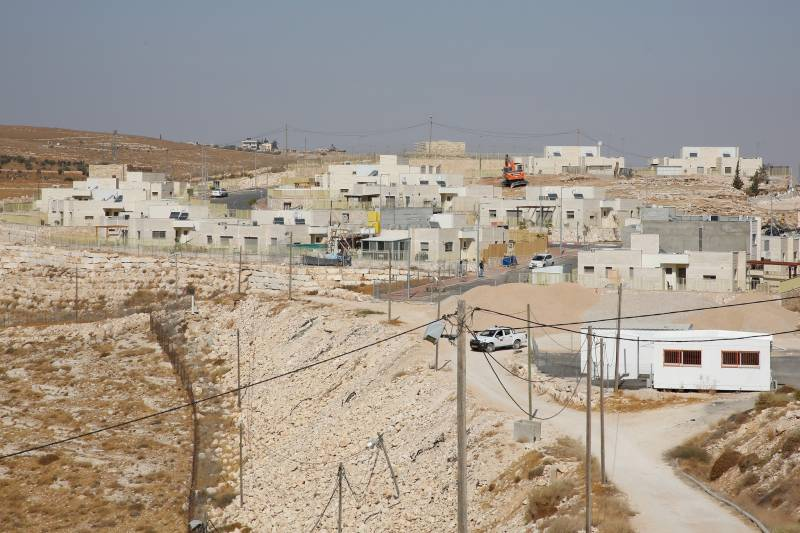 Israel approves new homes across occupied West Bank days after Gulf deals
