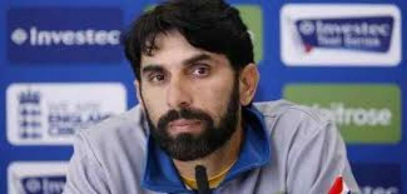 Misbahul Haq steps down as chief selector