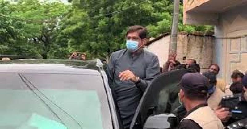 Sindh CM Murad Ali Shah faces NAB in Roshan Sindh Program scam
