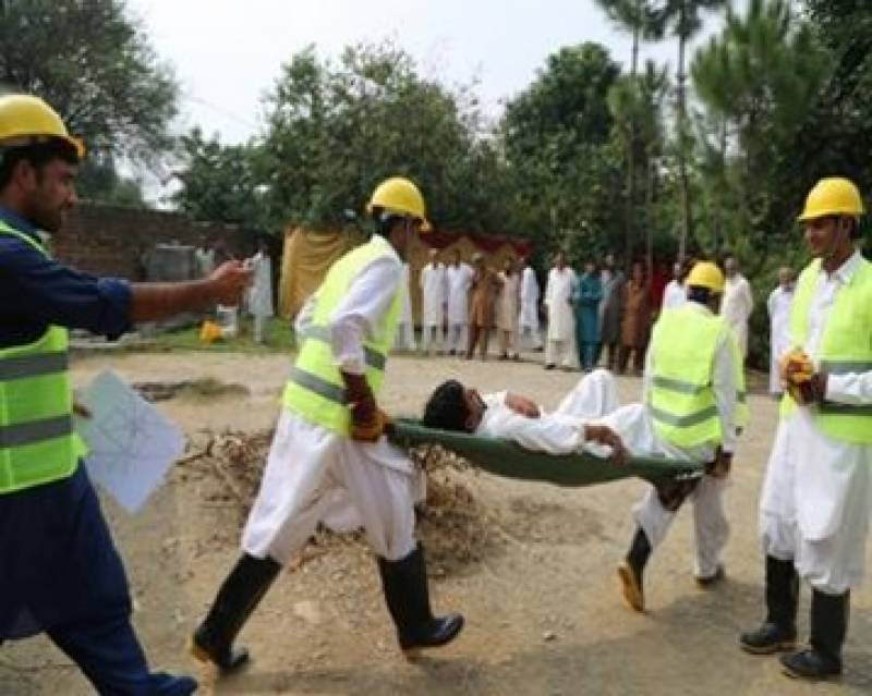 Is Pakistan prepared to combat disasters?