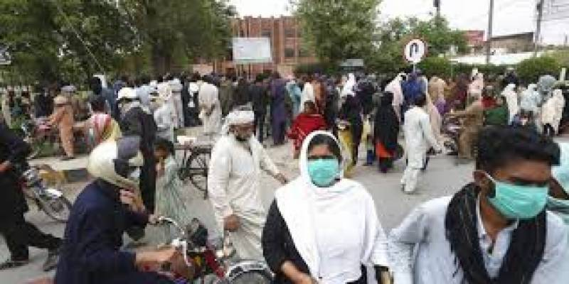 Pakistan records 756 new COVID-19 cases; 13 deaths in past 24 hours