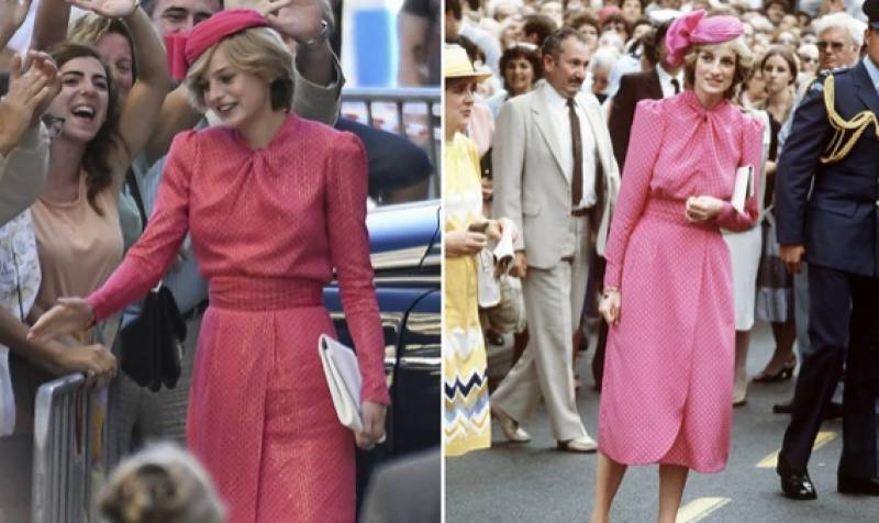 The Crown season 4 trailer – Netflix showcases Princess Diana's wedding dress