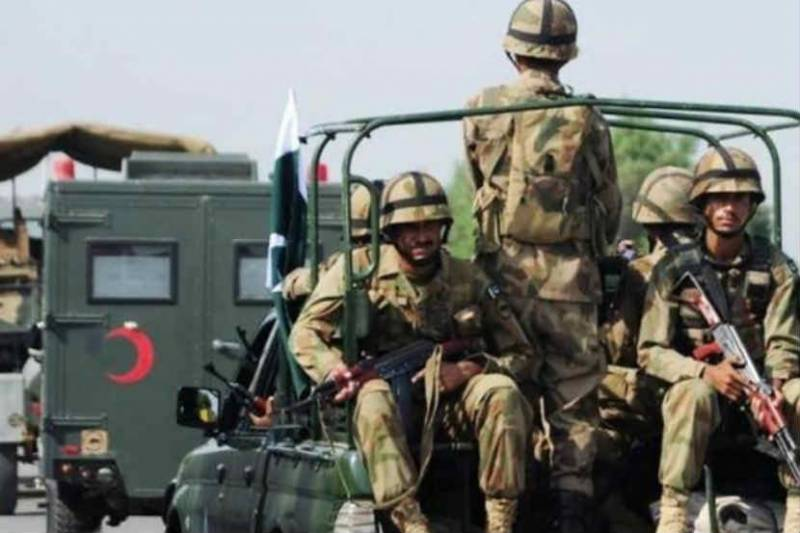 14 security personnel martyred in Ormara attack: ISPR