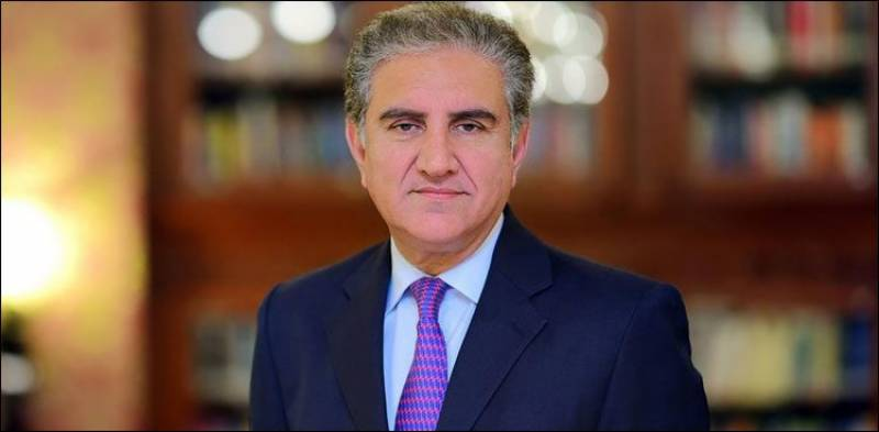 FM Qureshi, Saudi Communications Minister discuss bilateral ties