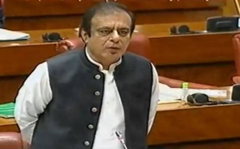 Opposition parties gather to cover corruption, says PTI minister