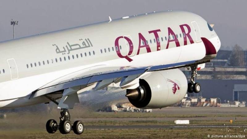 Pakistan fines Qatar Airways for violating coronavirus SOPs