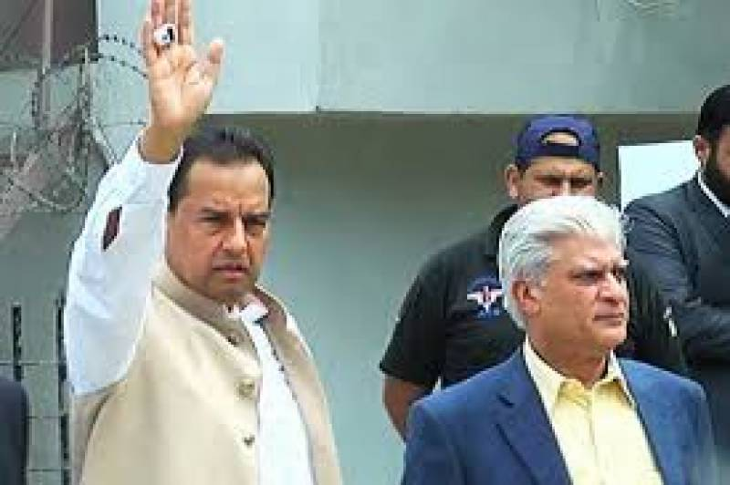 Peshawar High Court bars NAB to arrest Captain (r) Safdar