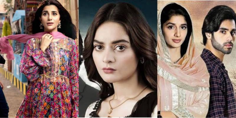Top 6 Pakistani dramas that are on everyone's watch list