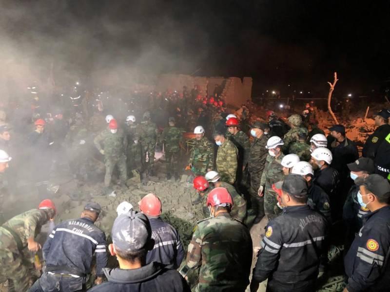 Armenian attack leaves 12 Azerbaijani civilians dead in Ganja