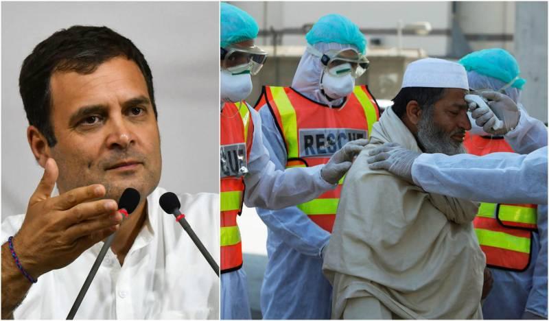 Pakistan handled coronavirus pandemic better than India: Rahul Gandhi