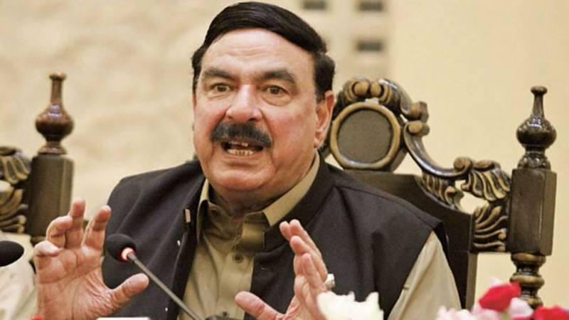 Sheikh Rasheed foresee no future of Nawaz Sharif, equates former PM fate to Altaf Hussain