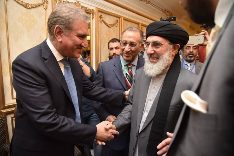 Afghanistan's Hekmatyar arrives in Islamabad tomorrow