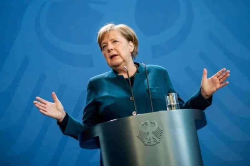 Difficult months are ahead of us, Angela Merkel warns