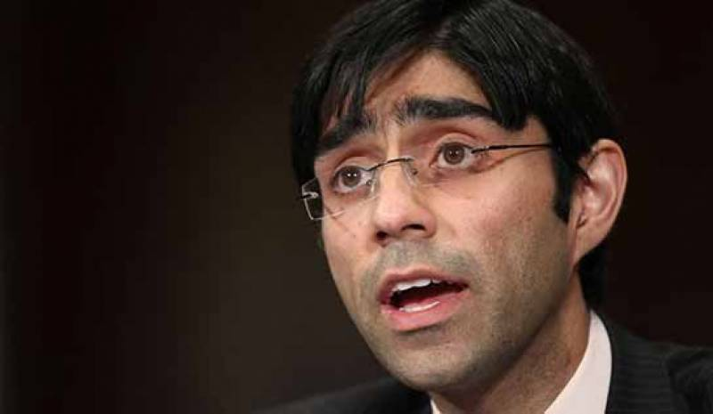 NSA Moeed Yusuf reiterates Pakistan's stance on India-occupied Kashmir, Afghanistan