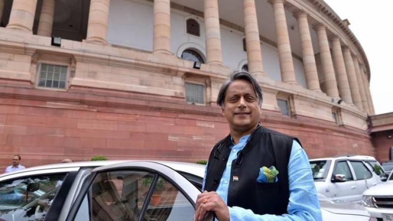 Pakistan handled COVID-19 better than India, Tharoor censures Modi at LLF