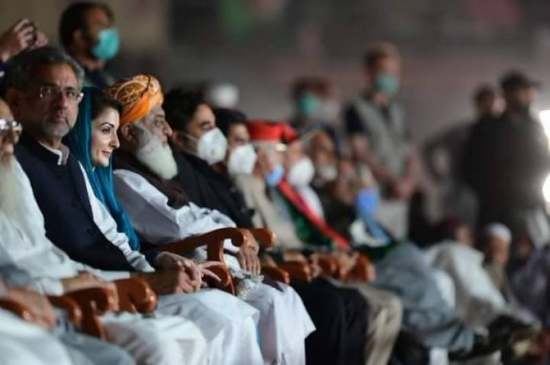 PDM Karachi Jalsa: Opposition to display second political power show at Bagh-e-Jinnah today