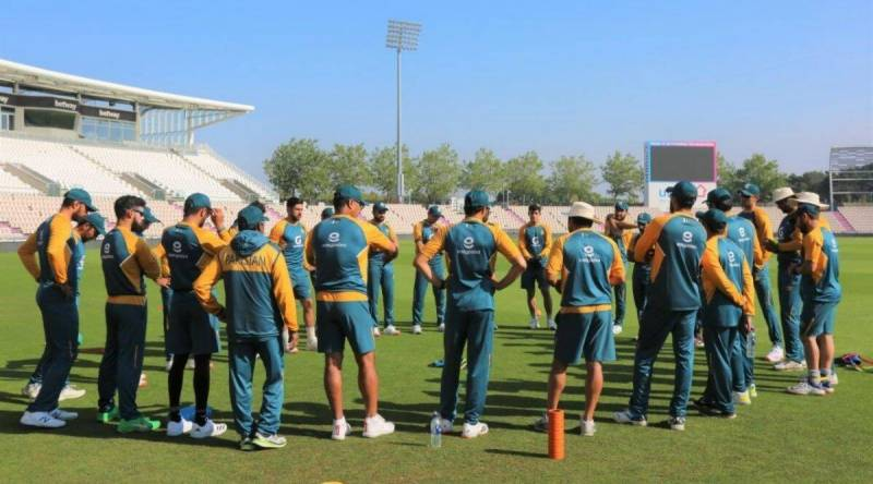 PCB announces squad for Zimbabwe series