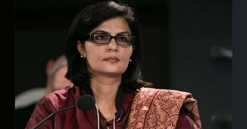 PM's special aide Sania Nishtar tests positive for coronavirus