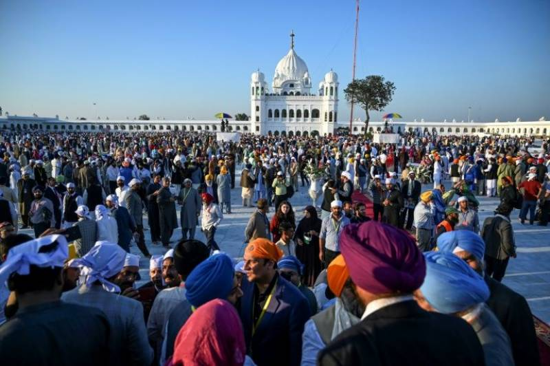 Sikhs from India to visit Pakistan for Baba Guru Nanak 551st birth anniversary