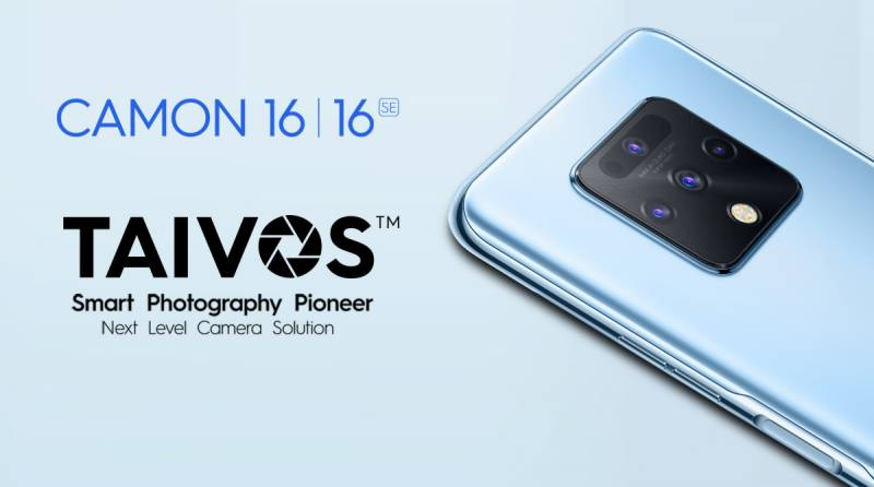 Tecno is going to launch Camon 16, Camon 16 SE flagship phones in Pakistan