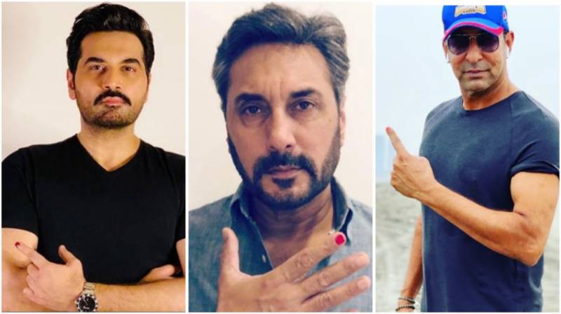 #PolishedMan: Celebs participate in promoting a safe environment for children